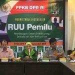 Fraksi PKB Carikan Solusi Tumpang Tindih dalam UU Pemilu