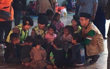 Beri Bantuan Korban Bencana Sumedang, Kang Maman Minta Dana Bencana Tidak Dipotong