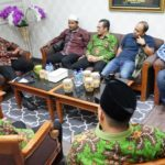 Terima Silaturrahim NU Bireuen, HRD Siap Sinergi Kembangkan NU Aceh