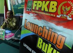 FPKB DPR Luncurkan Buku Laporan Kinerja Selama Tahun 2013