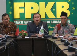 Jabatan Menteri, Ketua Fraksi: Ketum Sudah Siapkan Nama-Nama Untuk Direkomendasikan ke Jokowi